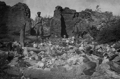 analysis of the armenian genocide in turkey during world war i and its consequences Teaching the armenian genocide with primary sources to the armenian genocide during world war the armenian genocide in turkey has at times.