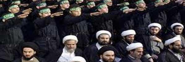 Hizbollah nazi Salute!