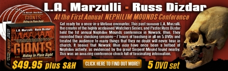 Nephilim Mounds!