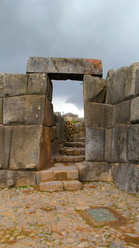 Sacsayhuaman Gatejpg
