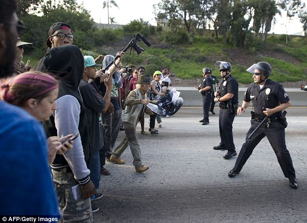 Tayvon Riots