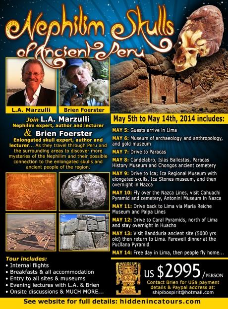 Peru Poster May