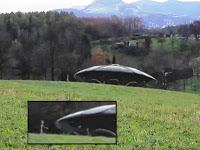 ufo alien landing
