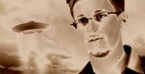 Snowden UFO