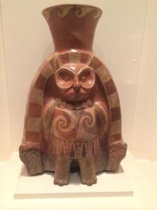 MOlech - Moche Owl God