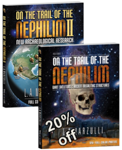 On the Trail of the Nephilim 1 plus On the Trail of the Nephilim 2