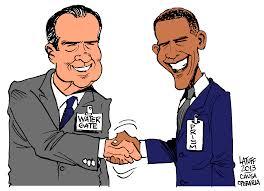 Obama & Mixon