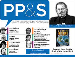 Politics Prophecy and the Supernatural e-news magazine