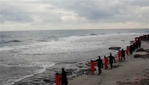 Islamic State Copts