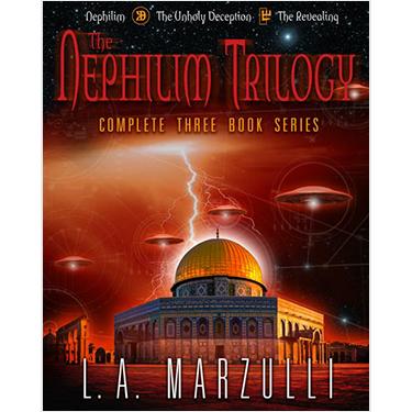LA Marzulli Nephilim Trilogy