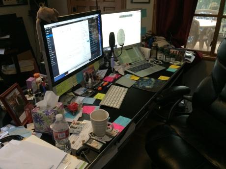 My Desk!09