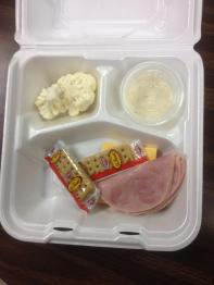 Michell I's Lunch