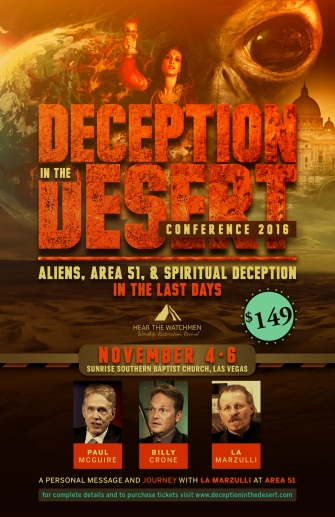 Deception in the Desert B2-2