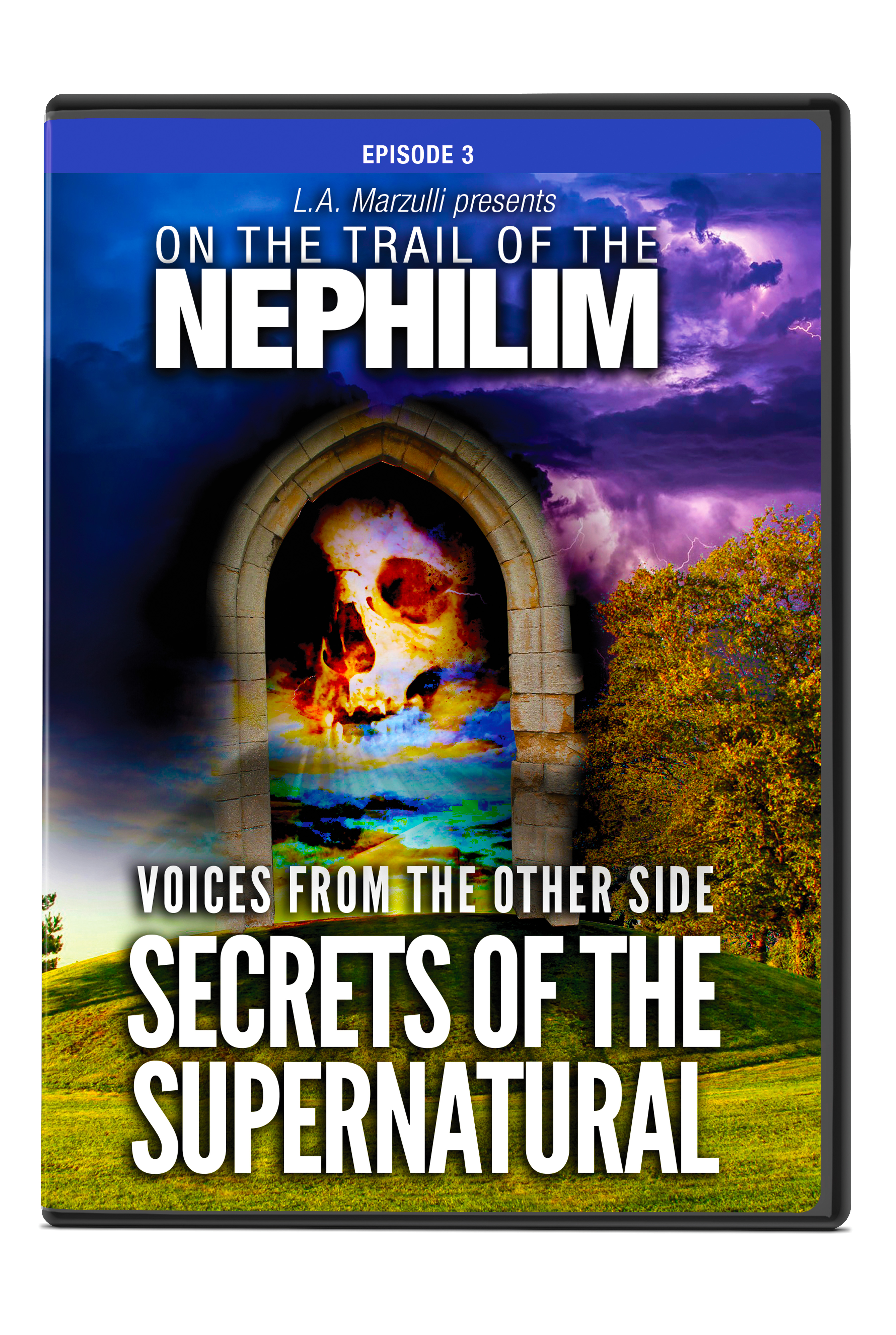 On the Trail of the Nephilim Episode 3
